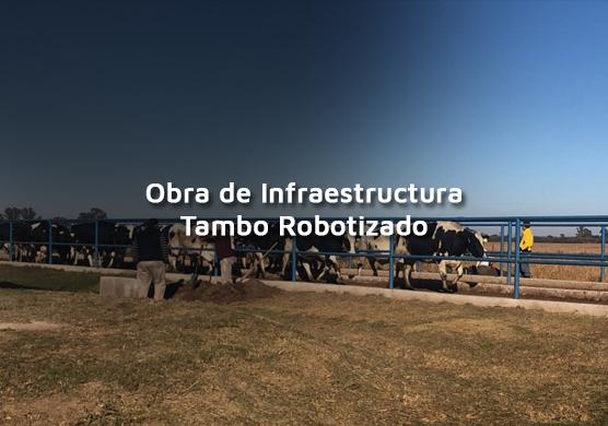 OBRA: Tambo Robotizado